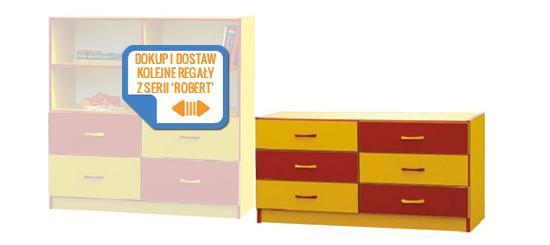 Robert - szafka z szufladami