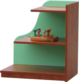 Kącik Przyrody - szafka przedszkolna 3
