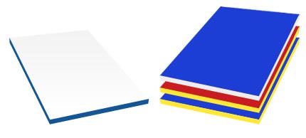 Kolory - zestaw przedszkolny Okręt