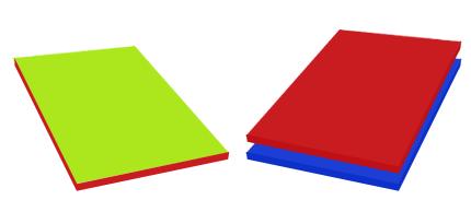 Kolory - zestaw przedszkolny Zamek